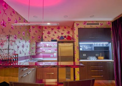 lighting that makes your kitchen glow